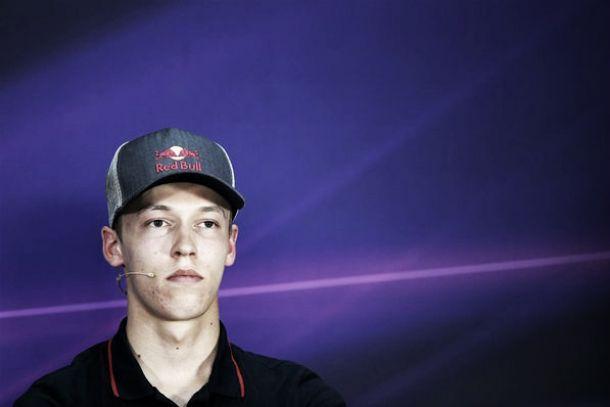 """Daniil Kvyat: """"Estoy pensando en Jules Bianchi muy a menudo"""""""