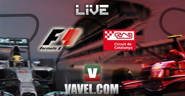 GP de Espanha 2014 em F1, directo