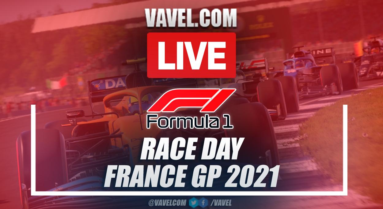 Highlights: Formula 1 French Grand Prix 2021