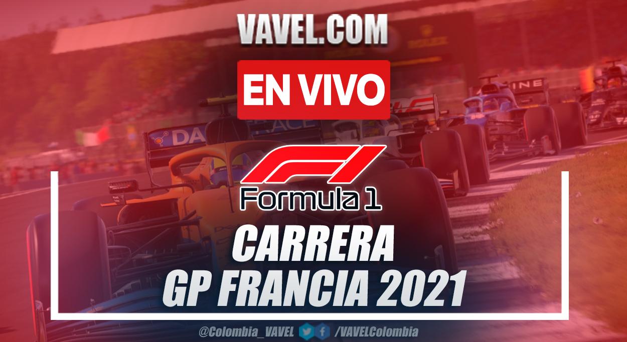 Resumen: Fórmula 1 Gran Premio de Francia 2021