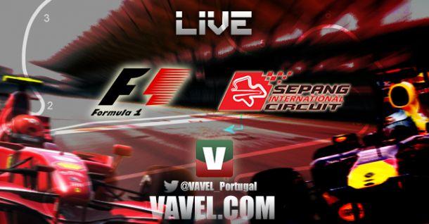 GP da Malásia 2014 em F1, directo