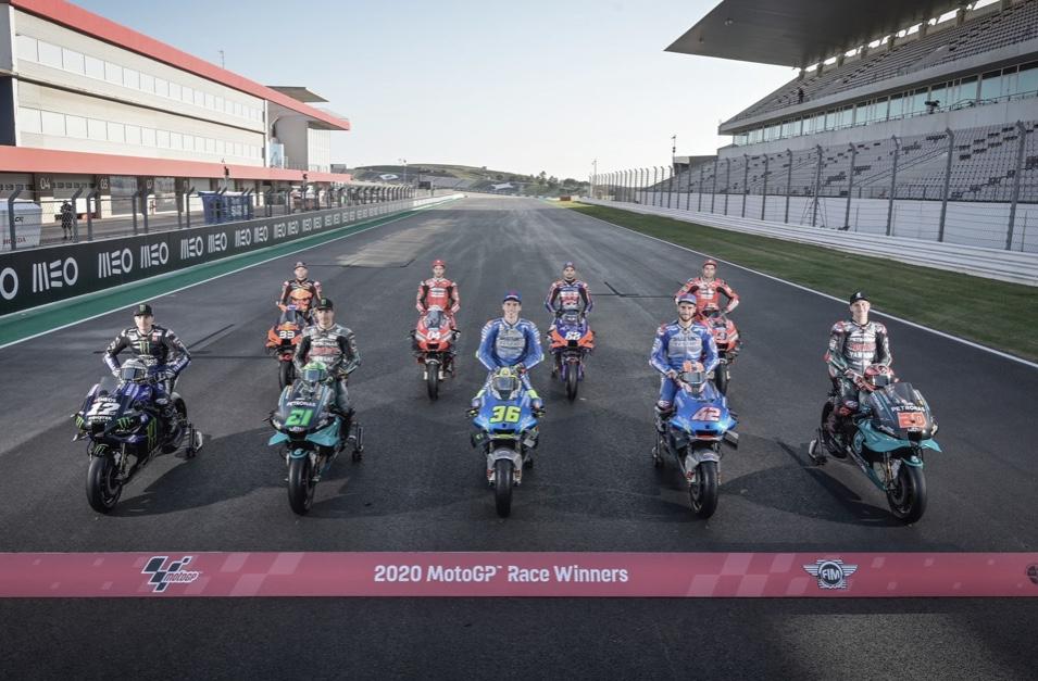 Clasificación GP de Portugal 2020 de MotoGP EN VIVO y en directo online