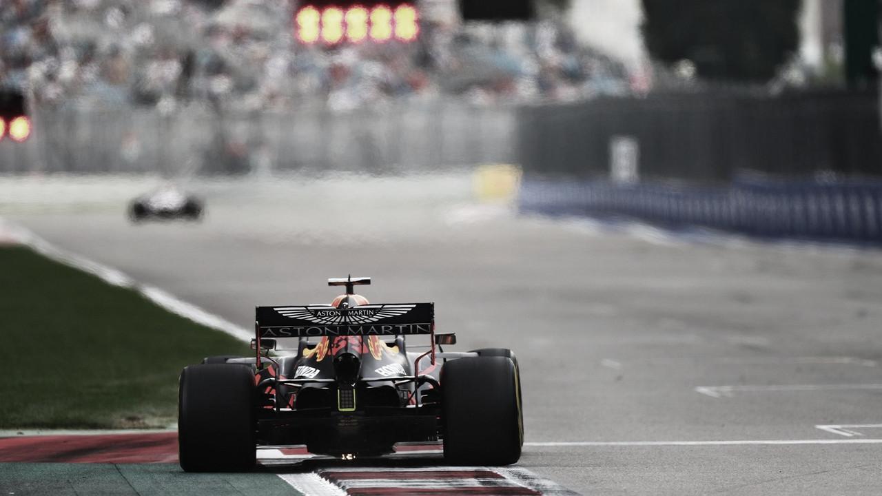 Un Red Bull hoy en pista. Fuente: Red Bull