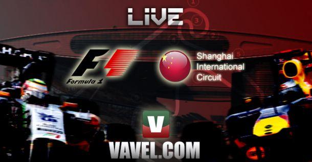 GP da China 2014 em F1, directo