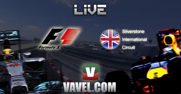 GP da Grã-Bretanha 2014 de F1, directo