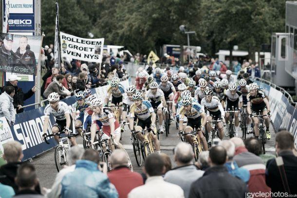 GP Valkenburg 2014: Van der Haar inicia la reconquista en el reino de su coronación