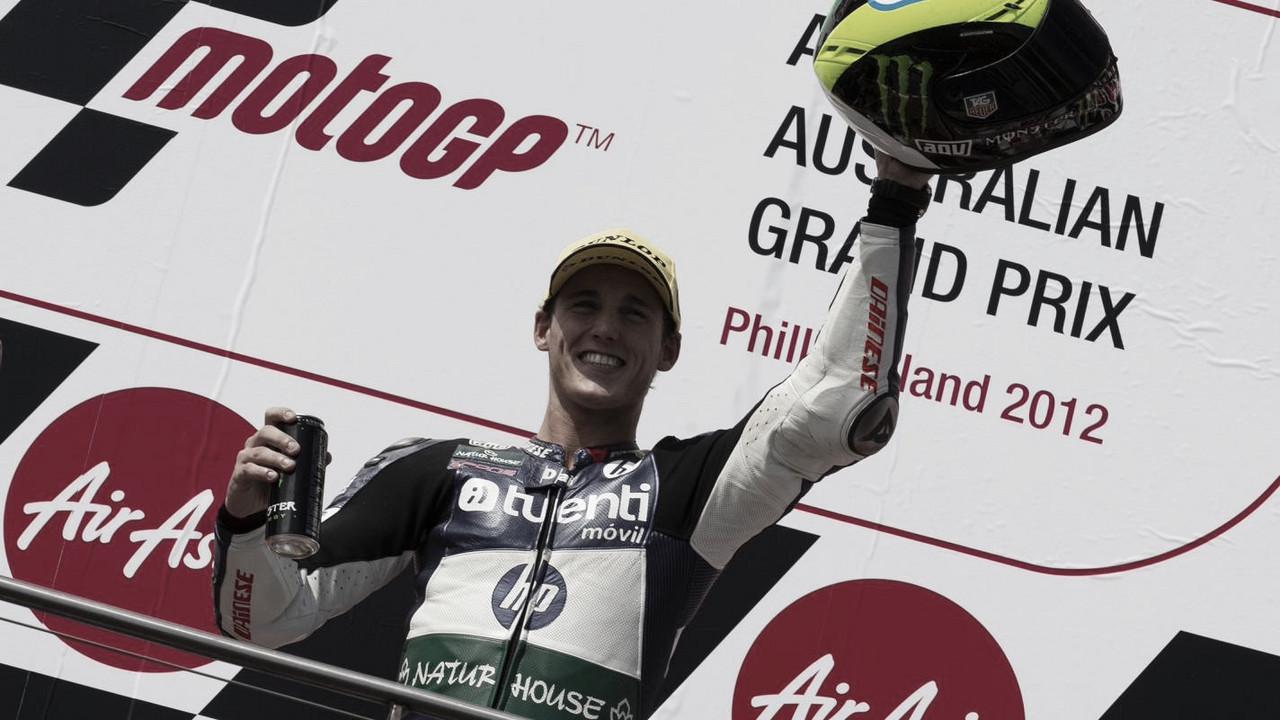 La mejor carrera de Pol Espargaró: el GP de Australia 2012