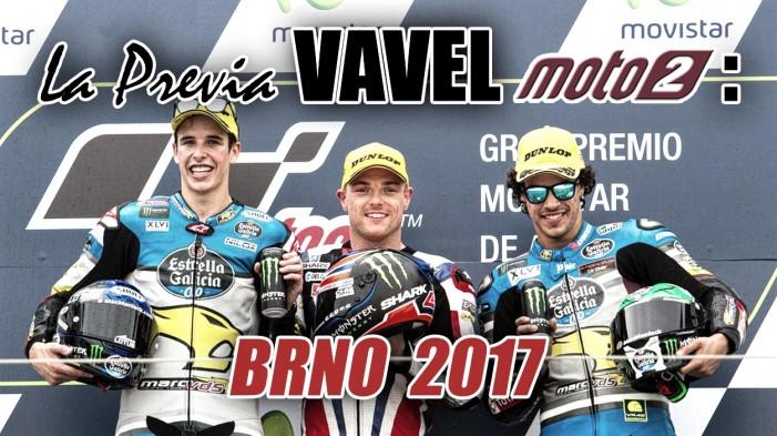La Previa de Moto2 VAVEL. GP de Brno: Vuelta al trabajo
