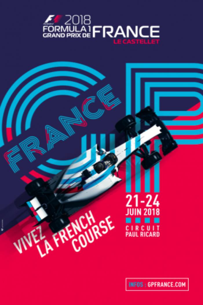 Renault será patrocinador del Gran Premio de Francia