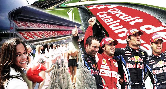 GP Spagna 2012: anteprima e orari del fine settimana