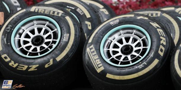 Pirelli busca introducir las 18 pulgadas en la Fórmula Uno