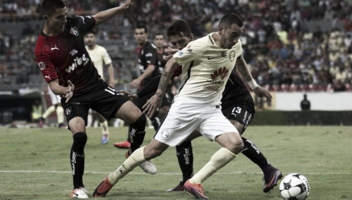 Atlas 1 - 1 América: puntuaciones de Atlas en la Jornada 16 de la Liga MX Apertura 2016