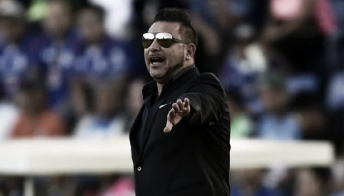 """Antonio Mohamed: """"A mejorar la contundencia"""""""
