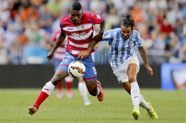 Málaga - Granada: puntuaciones del Málaga, jornada 7 de Liga BBVA