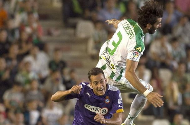 Resultado Espanyol vs Córdoba (1-0)