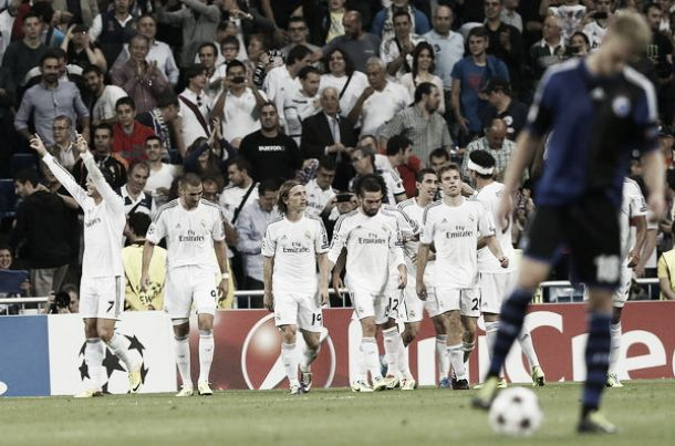 Copenhague vs Real Madrid: en busca de una victoria para resarcirse