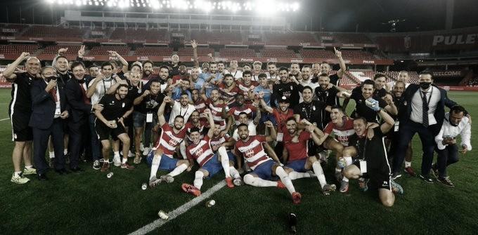 Granada goleia Athletic Bilbao e conquista vaga inédita à Europa League