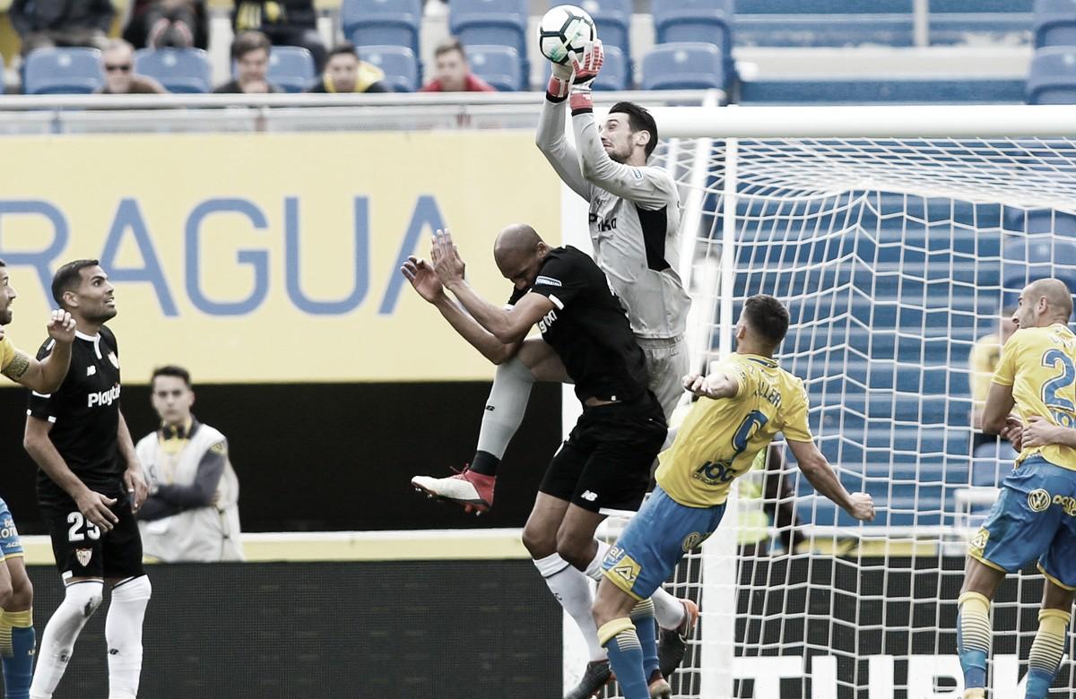 Previa Sevilla FC - UD Las Palmas: a por el segundo choque estival