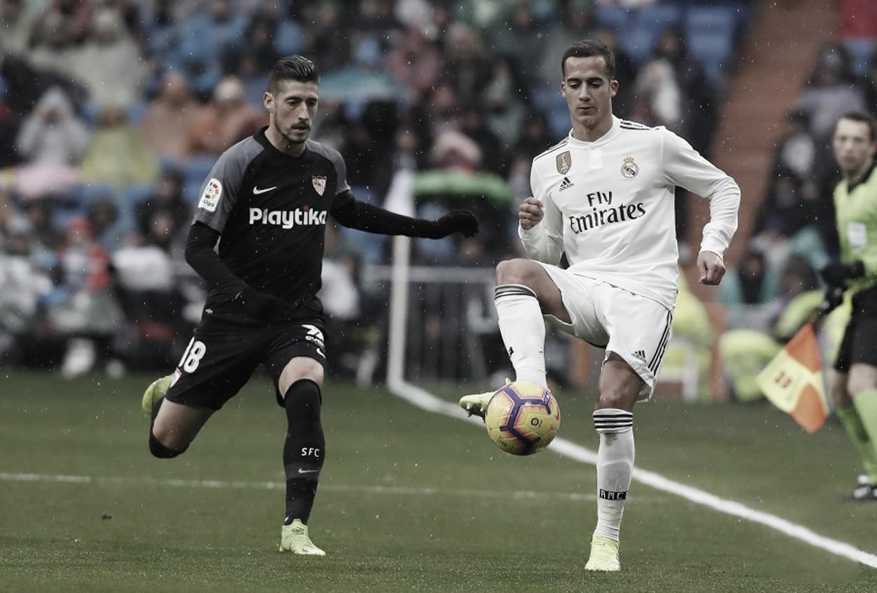 Sevilla FC vs Real Madrid en vivo y en directo en La Liga Santander 2019
