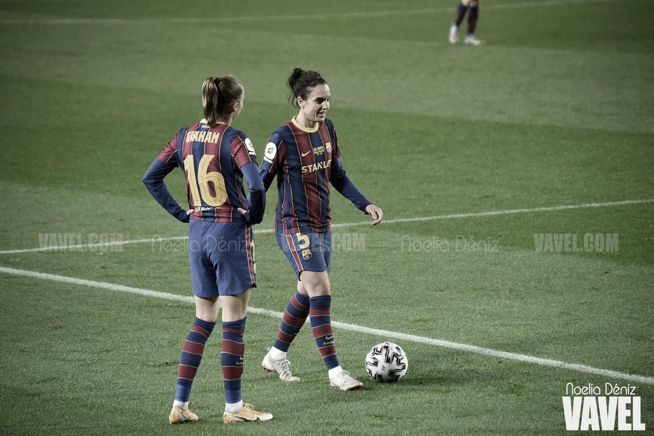 Barça Femení vs Granadilla EN VIVO y en directo ONLINE en Liga Iberdrola