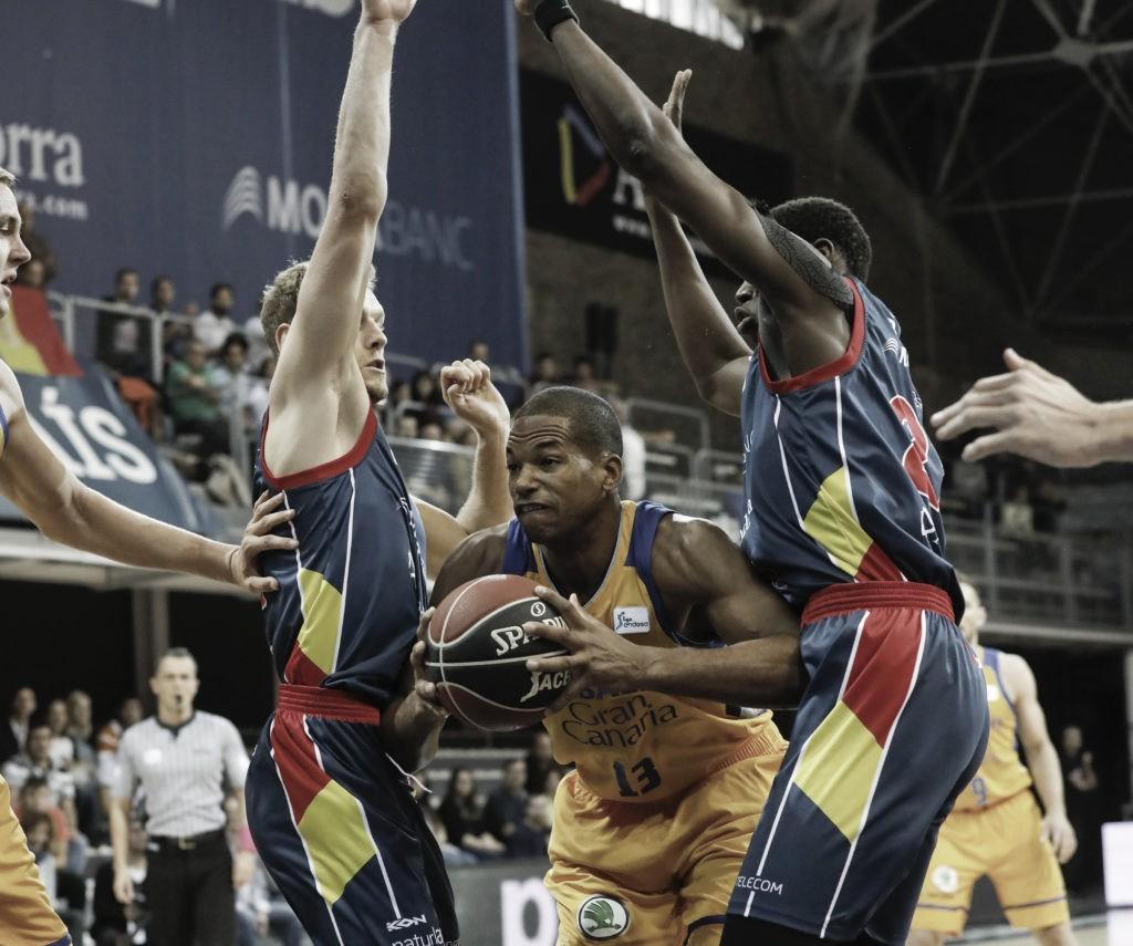Previa Andorra - Gran Canaria: duelo de altura