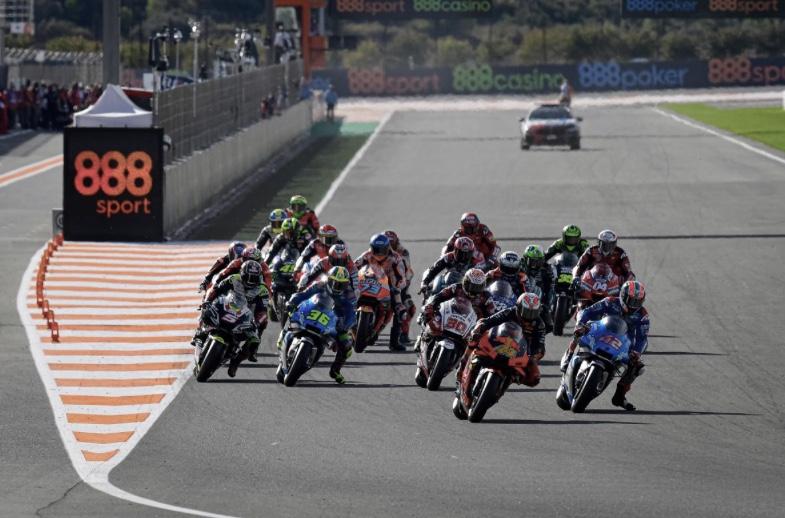Clasificación GP de Valencia 2020 de MotoGP EN VIVO y en directo online