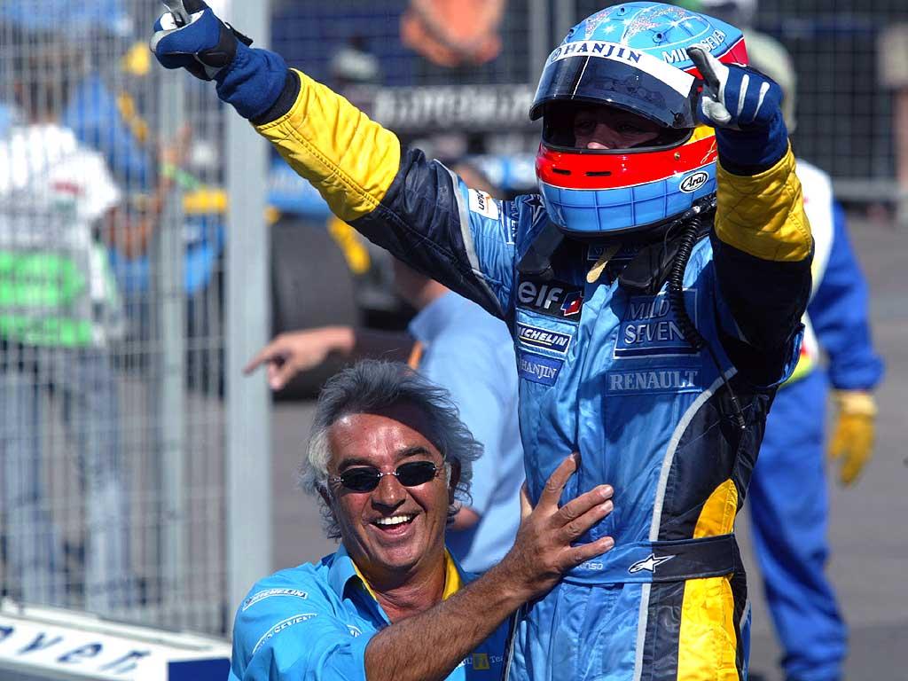 La leyenda de Fernando Alonso comenzó a escribirse hace 9 años