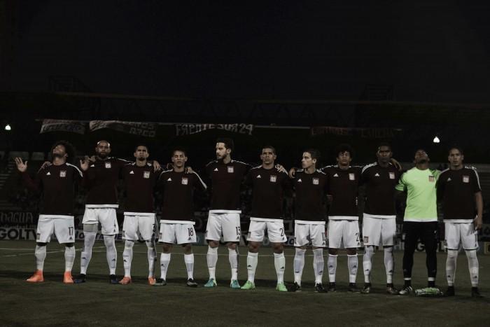 Amargo debut del Carabobo FC con empate a cero