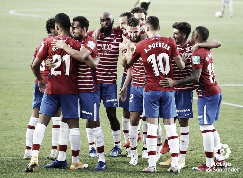 Granada CF- Athletic: puntuaciones del Granada, jornada 1de LaLiga Santander