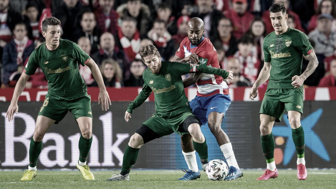 Análisis del próximo rival del Athletic: la última bala del Granada para entrar en Europa League