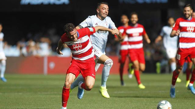 Granada CF vs Celta de Vigo EN VIVO y en directo online en LaLiga Santander