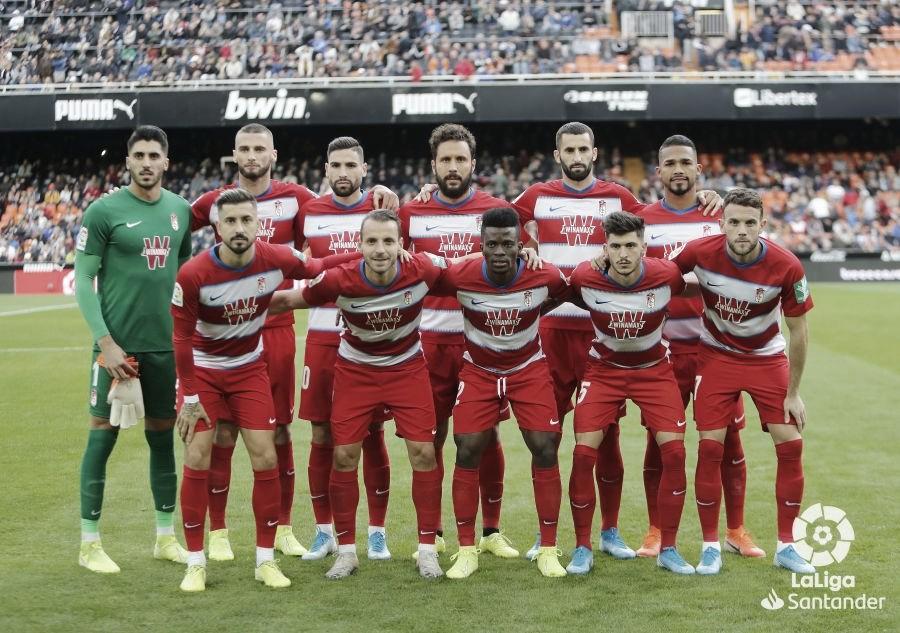 Análisis del rival del Valencia: el Granada, un equipo muy serio