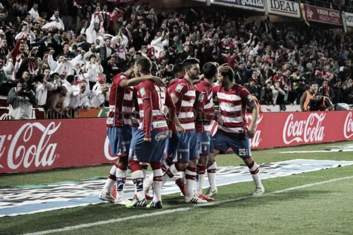 Análisis táctico: Granada CF