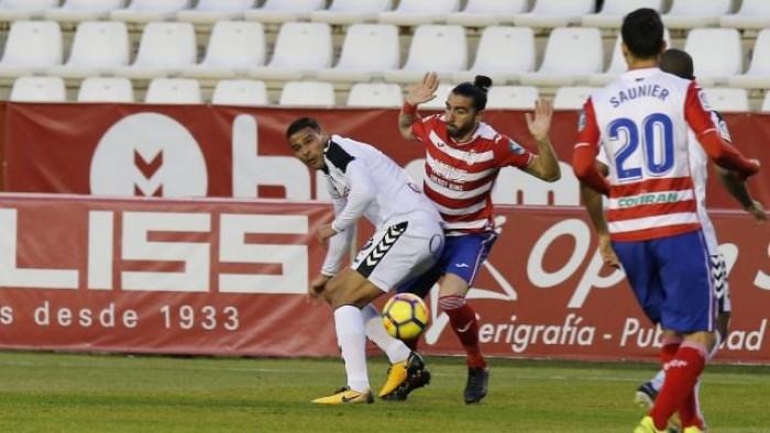 Resumen Albacete 2-1 Granada en Segunda División 2017