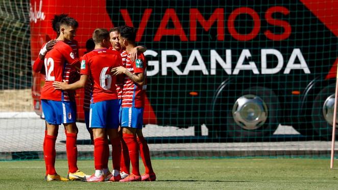 El Recreativo Granada busca su tercer triunfo consecutivo a domicilio. Foto: Granada CF