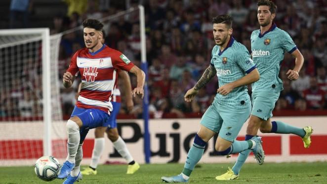 Previa Granada CF - FC Barcelona: reponerse en Los Cármenes para volver a vencer
