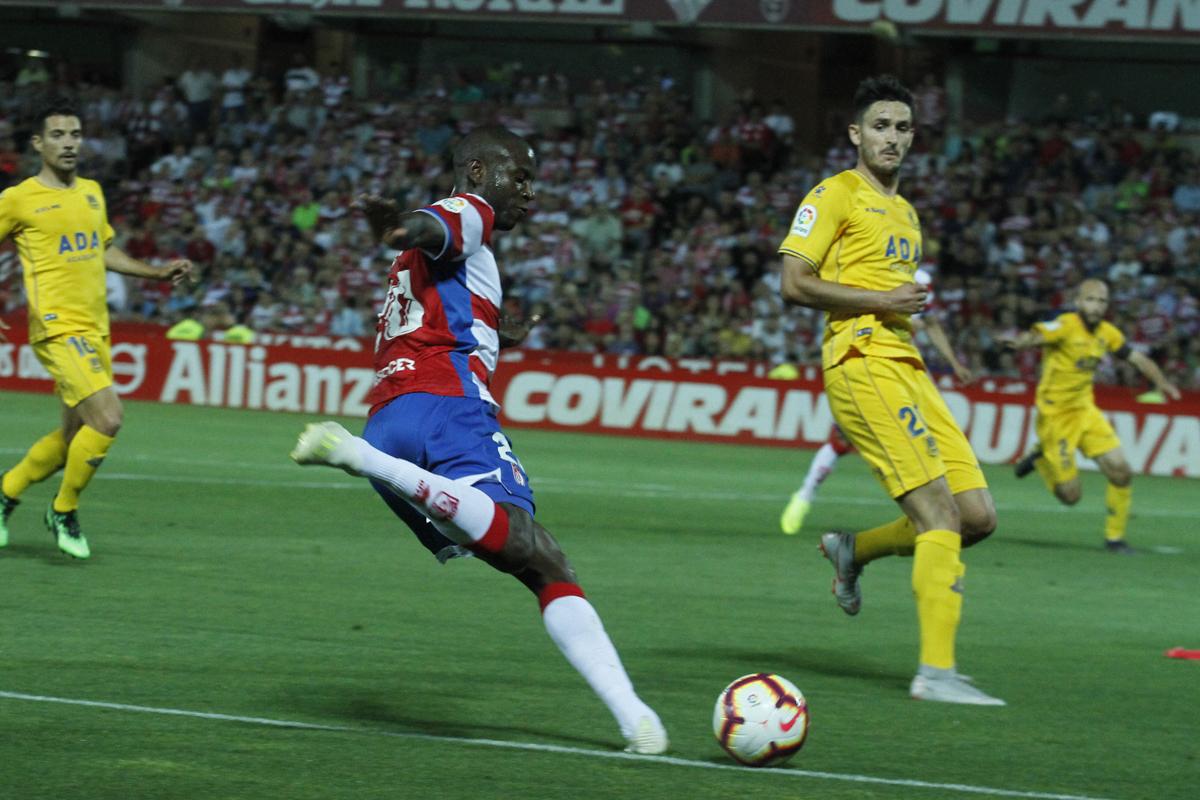 El Granada CF jugará un amistoso contra el Alcorcón en Nerja