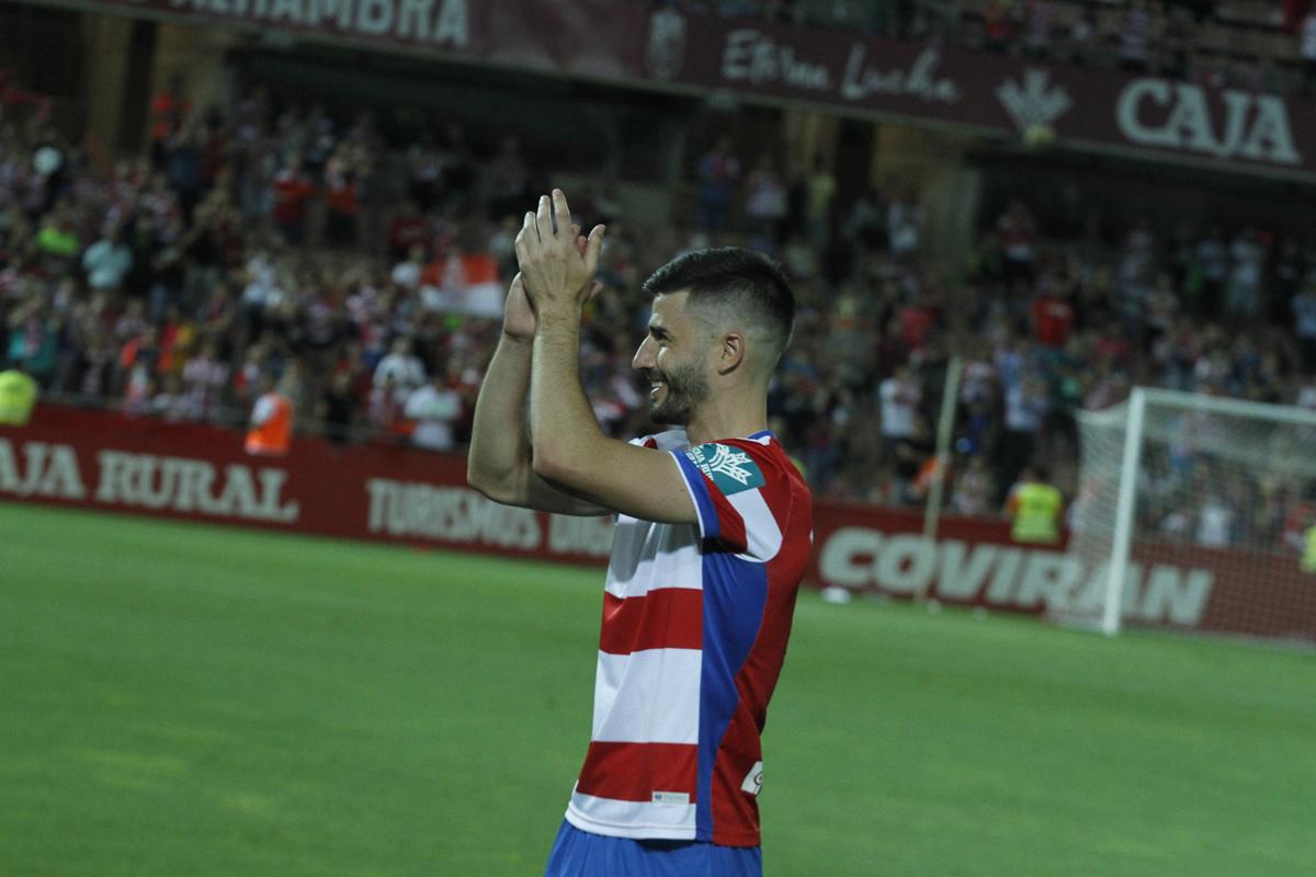 Fran Rico y el Granada CF separan sus caminos de forma amistosa