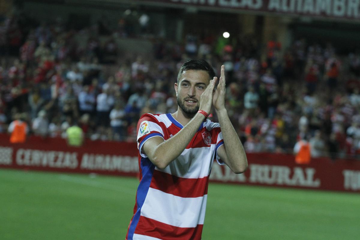 José Antonio González, cedido al Córdoba CF