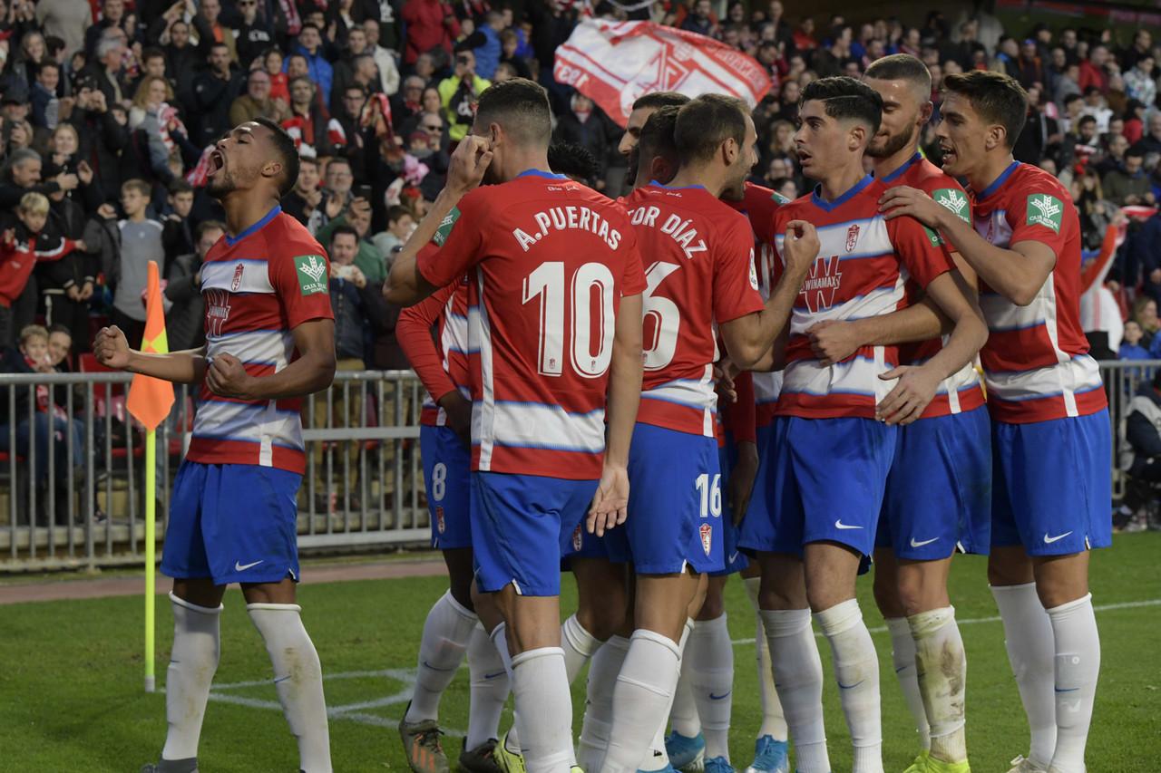 El Granada CF se repone ante las adversidades