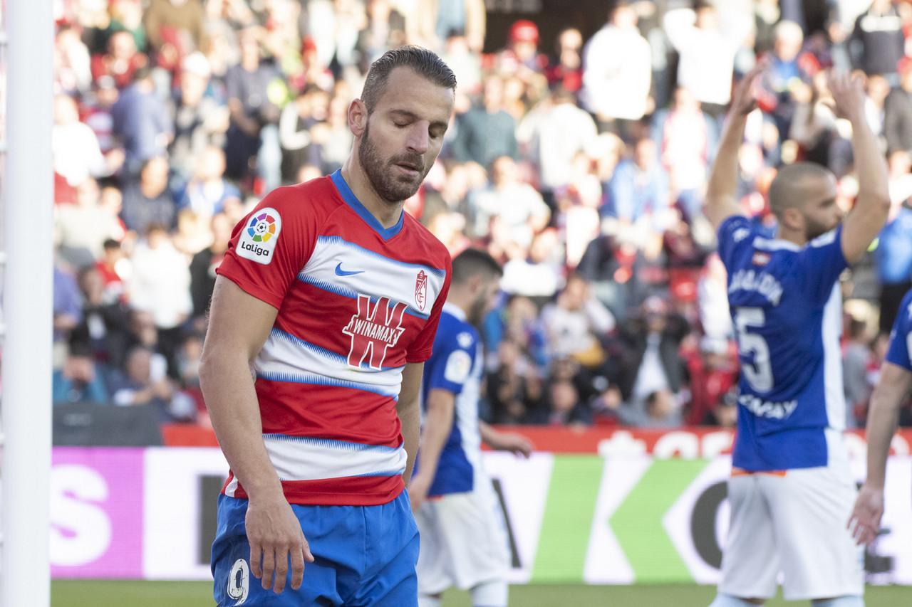 Previa Eibar- Granada CF: mermados para el cierre del año