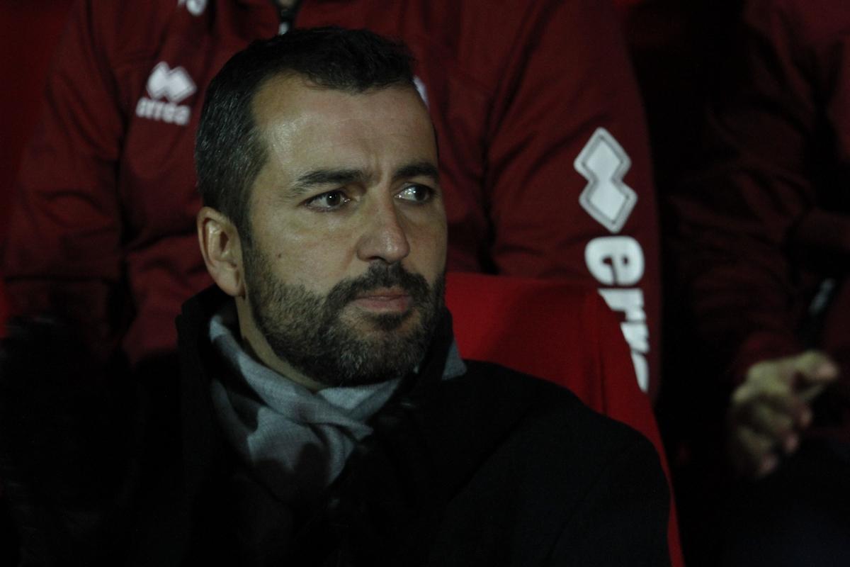 """Diego Martínez: """"Me voy muy contento con el rendimiento, pero no con el resultado"""""""