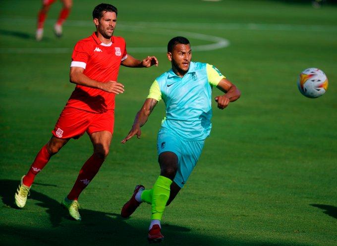 El Granada CF cae contra el Alcorcón en el tercer amistoso de pretemporada