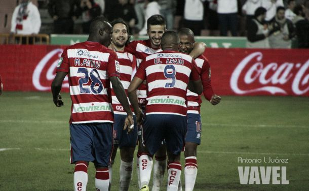 Resumen temporada 2013/14 del Granada CF: objetivo cumplido