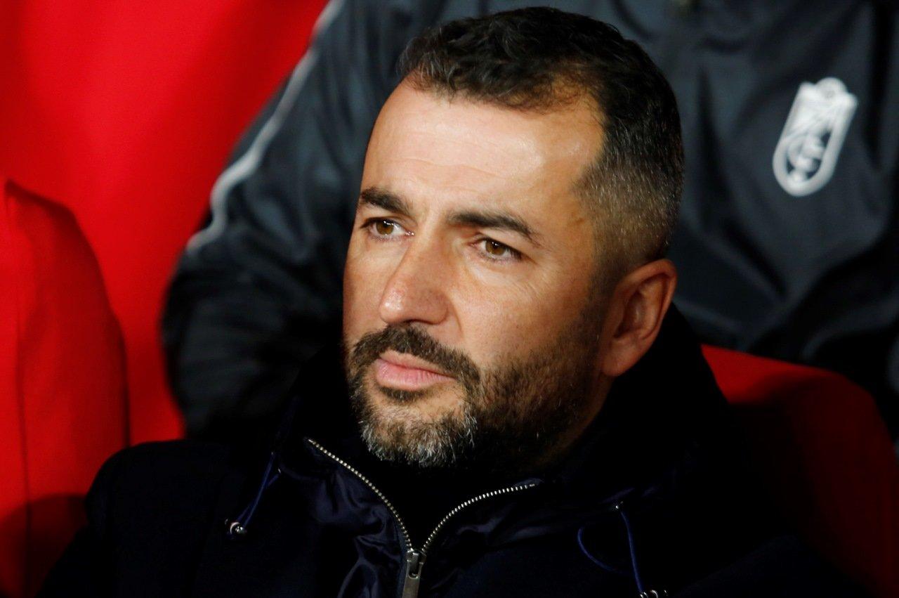 """Diego Martínez: """"Da igual que se llame San Juan o Nápoles, el nombre es lo de menos"""""""