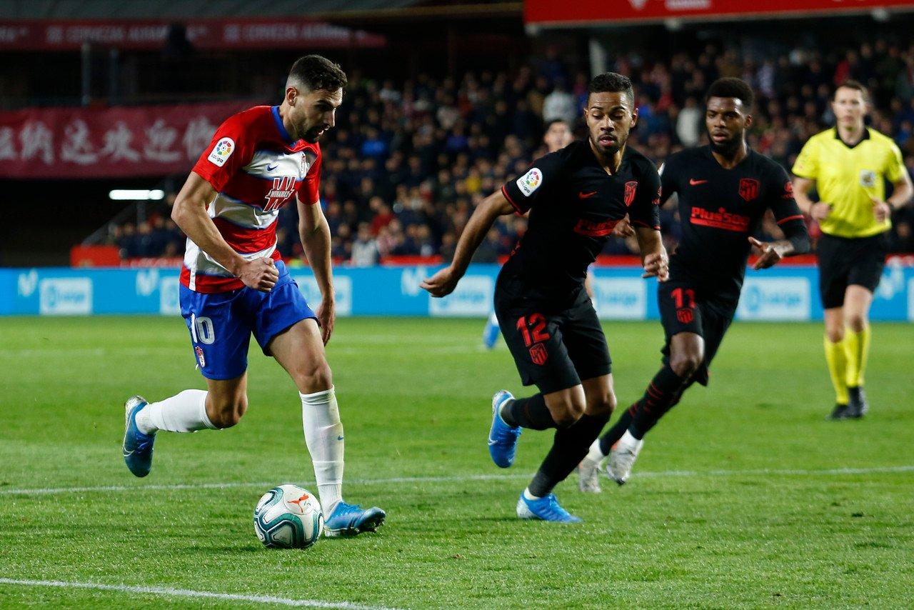 Resumen Atlético de Madrid 6-1 Granada CF en LaLiga 2020/21