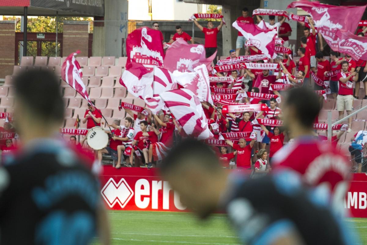 Las entradas para el Granada CF - Osasuna, desde 15 euros
