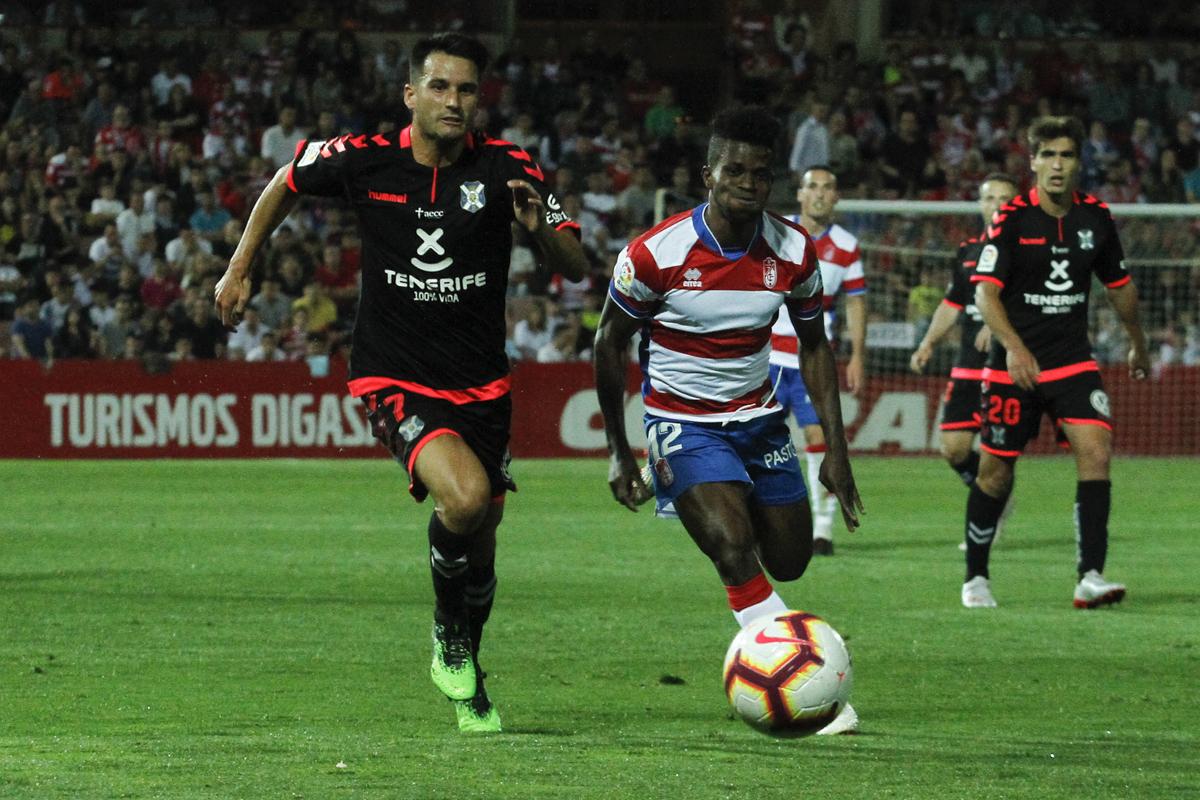 Granada CF - CD Tenerife: puntuaciones del Granada, jornada 38 de la Liga 123