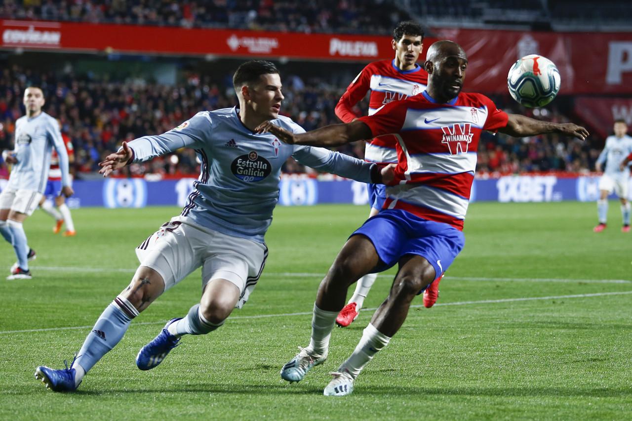 Foulquier se queda en el Granada CF hasta 2023