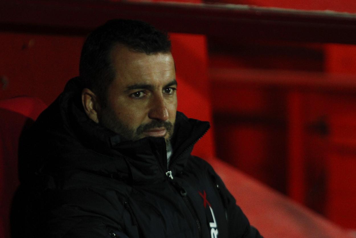 """Diego Martínez: """"El equipo ha tenido capacidad y fuerza mental para sacar el partido"""""""